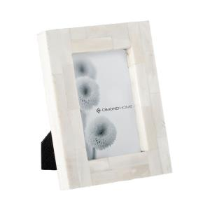 "Bone Block - 9"" Picture Frame"