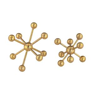Kule - 8 Inch Molecule (Set of 2)