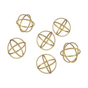 Kule - 4 Inch Orb (Set of 6)