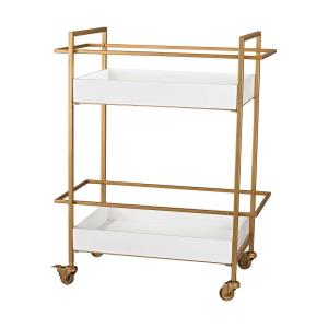Kline - 35 Inch Bar Cart