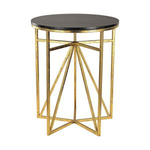 "Krone - 23"" Geometric Accent Table"