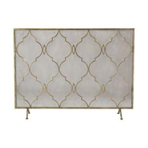Agra - 10 Inch Fire Screen