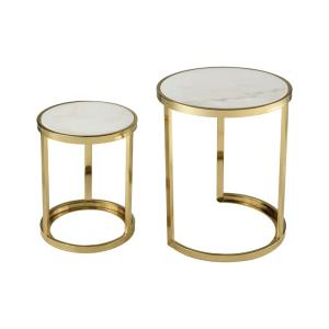 "Trimalchio - 16"" Accent Table (Set of 2)"