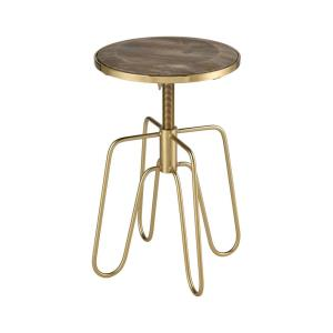 Rhythm Kings - 11.8 Inch Accent Table
