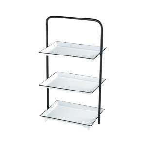 Gig Harbor - 26 Inch Enamel Shelves