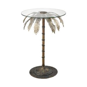 Latin Quarter - 29 Inch Accent Table