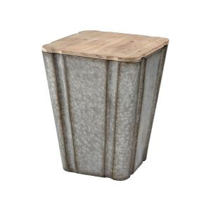 Potomac - 20 Inch Square Accent Table
