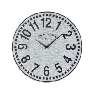 West - 15.76 Inch Wall Clock