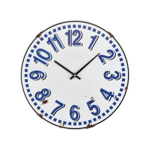 Twin Cities - 16 Inch Wall Clock