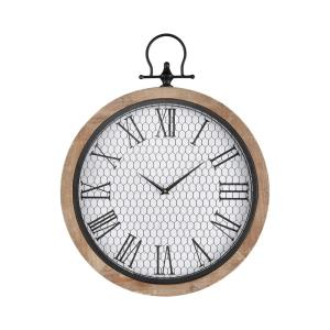 Sioux City - 26 Inch Wall Clock