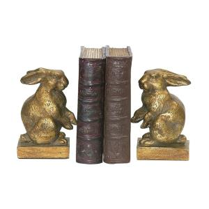 """A-Pair Baby Rabbit - 7"""" Bookend (Set of 2)"""