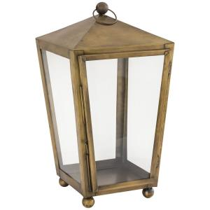 Capitol - 18.5 Inch Large Candle Lantern