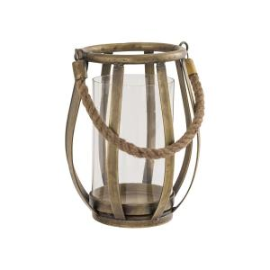 "Lenwell - 8.25"" Small Candle Lantern"