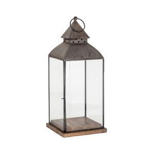 Rivera - 18.75 Inch Candle Lantern