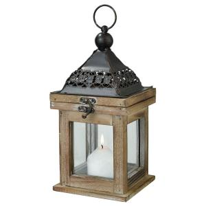 Gillian - 10.25 Inch Small Candle Lantern