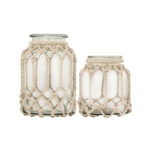 "Cassio - 12.25"" Candle Lantern (Set of 2)"