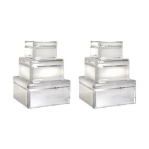 "Pierce - 7.5"" Nesting Boxes (Set of 3)"
