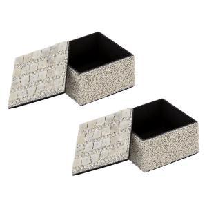 """Bahama - 4"""" Box (Set of 2)"""