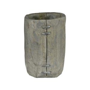 """Saddlestitch - 7.75"""" Vase"""