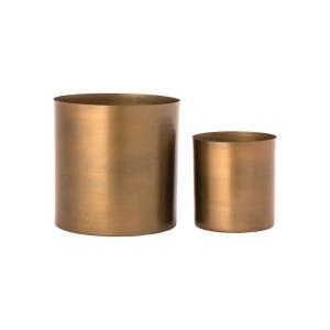 """Lenwell - 6.25"""" Pots (Set of 2)"""