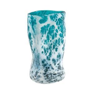 Lagoon - 8 Inch Vase