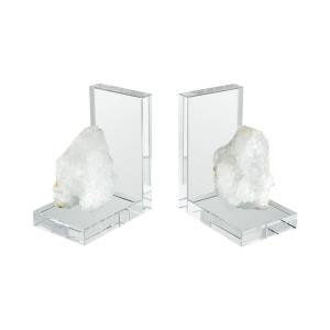 "Rock Steady - 10"" Bookend (Set of 2)"