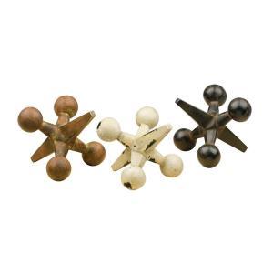 Jaxs - 5 Inch Sculpture (Set of 3)