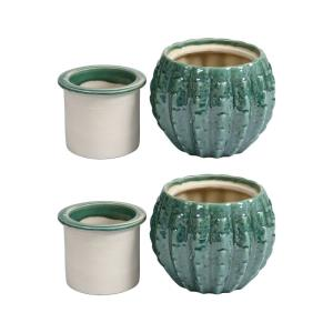 Santa Fa - 6 Inch Vessel (Set of 2)