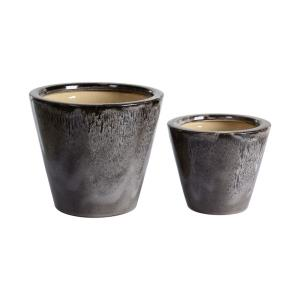 Oden - 8 Inch Pots (Set of 2)