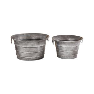 Fairhaven - 20 Inch Planters (Set of 2)
