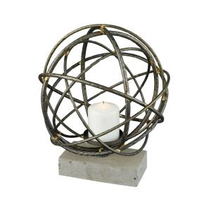 Atlas - 14 Inch Candle Holder