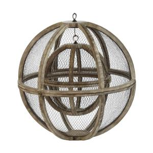 "Wire Atlas - 18"" Sphere (Set of 2)"