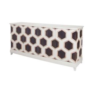 Honeycomb  - 78 Inch Credenza