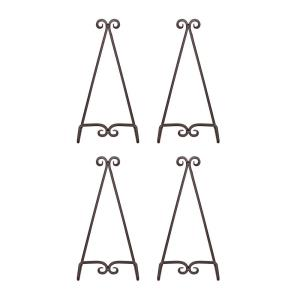 Canopy - 8.75 Inch Easel (Set of 4)