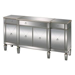 Bodrum - 70 Inch 4-Door 3-Drawer Buffet Server