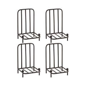 Porch - 7 Inch Large Easel (Set of 4)