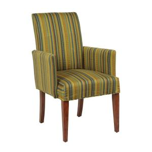 Nile - 22 Inch Arm Chair Cover Only