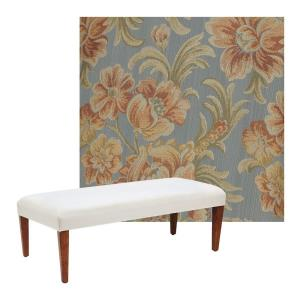Hyacinth - 22 Inch Bench Cover Only