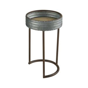 Hillside - 19.5 Inch Small Accent Table