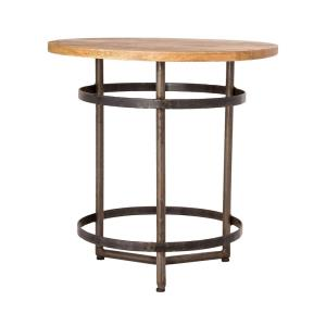 Territory - 19.75 Inch Large Side Table