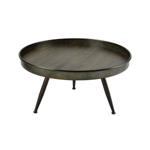 "Chamberlin - 35.5"" Round Cocktail Table"