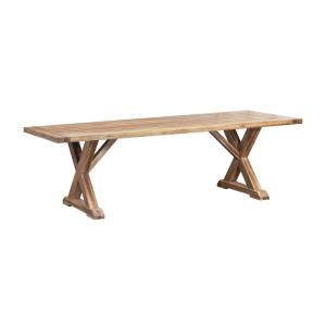 The Grove - 96 Inch Indoor/Outdoor Trestle Table