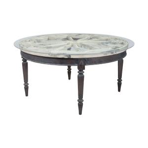 "Artifacts - 60"" Round Dining Table"