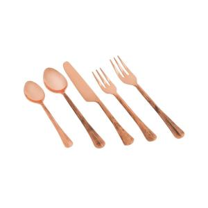 Coppersmith - 9.25 Inch 5 Piece Flatware Place Setting