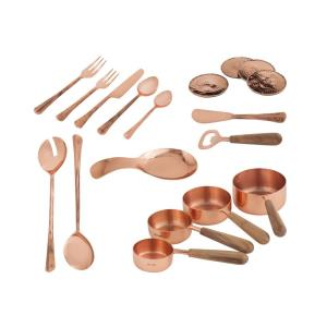 Coppersmith - Kitchen Set of 18