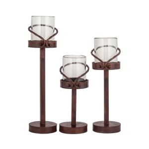 "Lasso - 23.5"" Pillar Holders (Set of 3)"