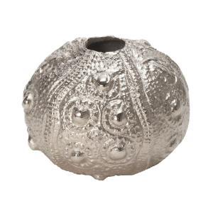 """Silver Sea - 4"""" Small Urchin"""