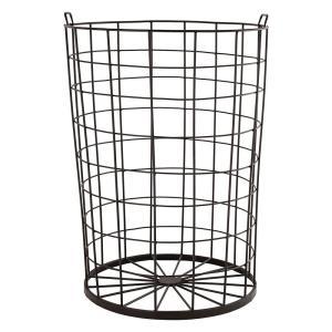 """Farmhouse - 34.5"""" Rug Basket"""