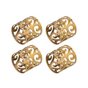 """Classique - 2"""" Napkin Ring (Set of 4)"""