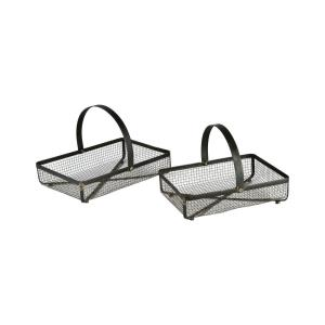 Howell - 15.75 Inch Baskets (Set of 2)